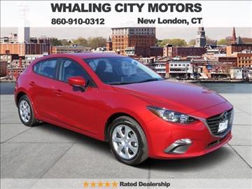 2016 Mazda MAZDA3 for sale in New London, CT