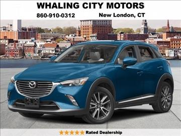 2017 Mazda CX-3 for sale in New London, CT