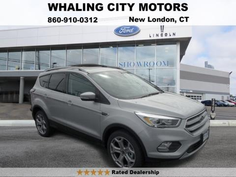 2017 Ford Escape for sale in New London CT