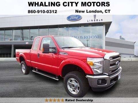 2016 Ford F-350 Super Duty for sale in New London, CT