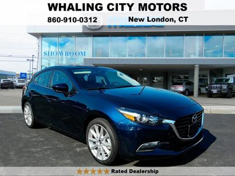 2017 Mazda MAZDA3 for sale in New London, CT