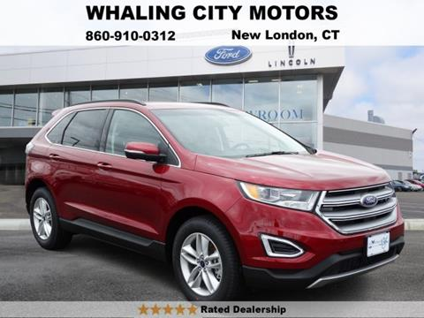 2017 Ford Edge for sale in New London, CT