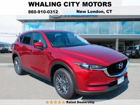 2017 Mazda CX-5 for sale in New London CT