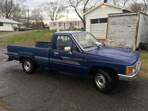 87 Toyota Pickup >> 1987 Toyota Pickup For Sale In Valdese Nc