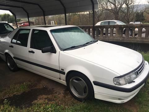 1993 Saab 9000