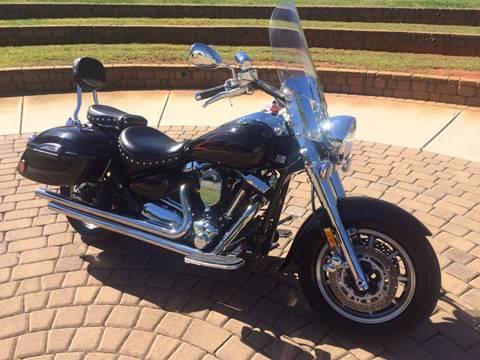 2004 Yamaha Roadstar silverado for sale at Rick's Cycle in Valdese NC