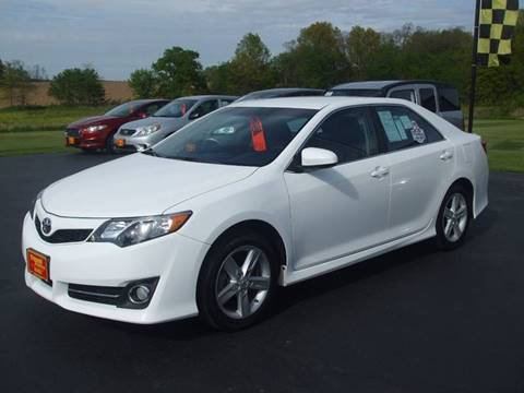 2014 Toyota Camry for sale in Creston OH