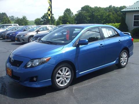 2010 Toyota Corolla for sale in Creston, OH
