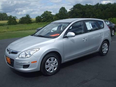 2012 Hyundai Elantra Touring for sale in Creston, OH