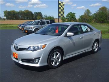 2014 Toyota Camry for sale in Creston, OH