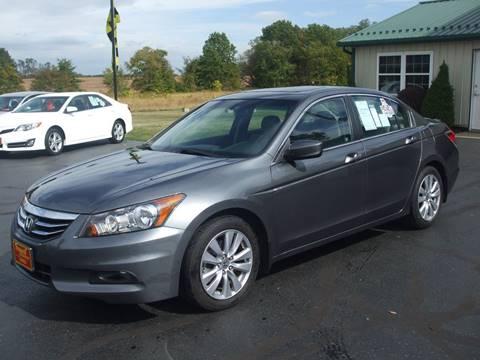2011 Honda Accord for sale in Creston, OH