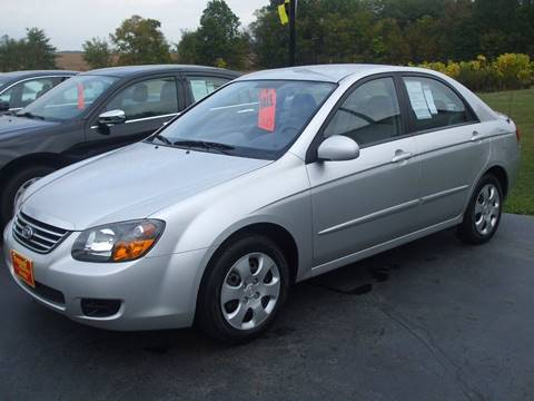 2009 Kia Spectra for sale in Creston, OH