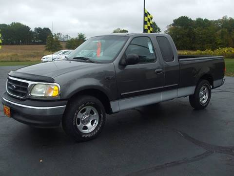 2003 Ford F-150 for sale in Creston, OH