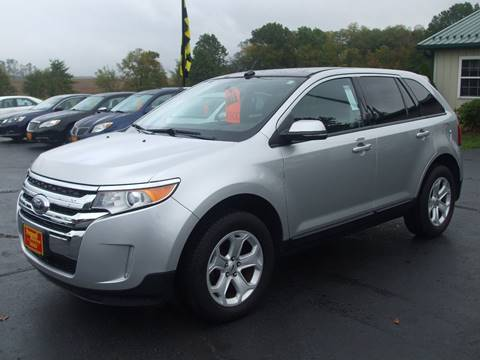 2014 Ford Edge for sale in Creston OH