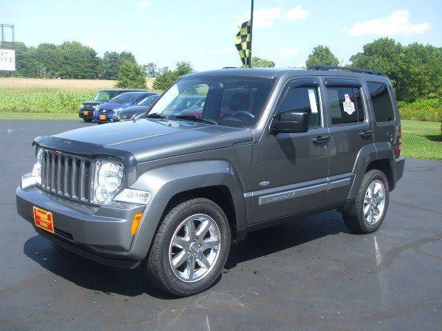 2012 Jeep Liberty For Sale At TROXELL AUTO SALES In Creston OH