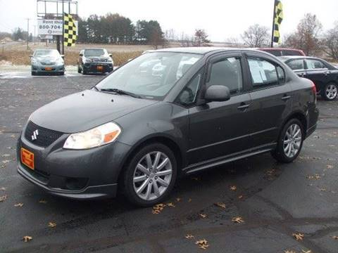 2010 Suzuki SX4 Sport for sale in Creston, OH