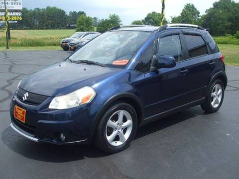 2008 Suzuki SX4 Crossover for sale in Creston, OH