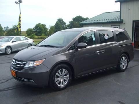 Troxell Auto Sales >> Minivan For Sale In Creston Oh Troxell Auto Sales