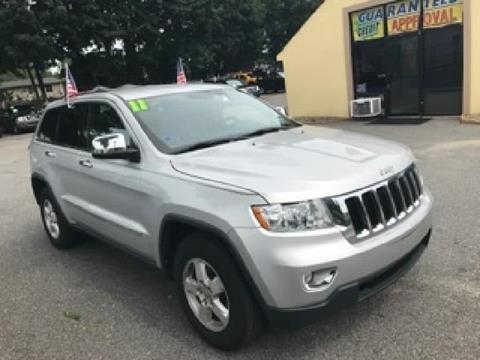 2011 Jeep Grand Cherokee for sale in Huntington Station, NY
