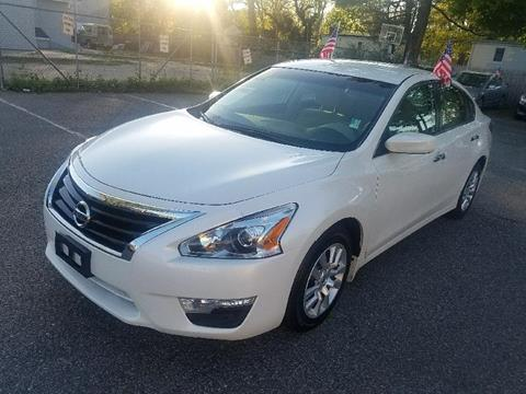 2014 Nissan Altima for sale in Huntington Station, NY