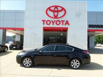2013 Acura TL for sale in Brookhaven, MS
