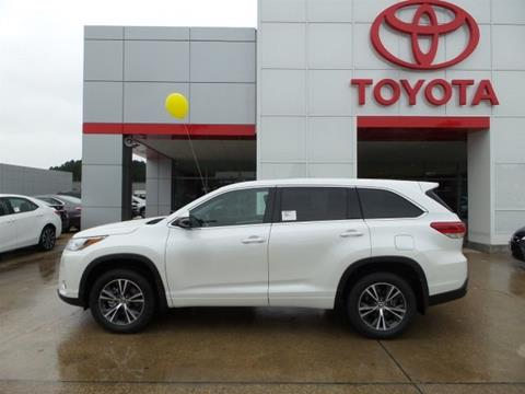 2017 Toyota Highlander for sale in Brookhaven, MS