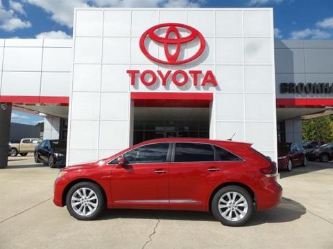 2013 Toyota Venza for sale in Brookhaven, MS