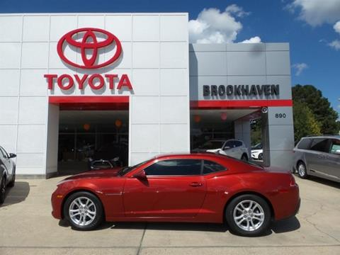 2014 Chevrolet Camaro for sale in Brookhaven, MS