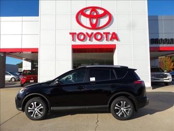 2017 Toyota RAV4 for sale in Brookhaven, MS