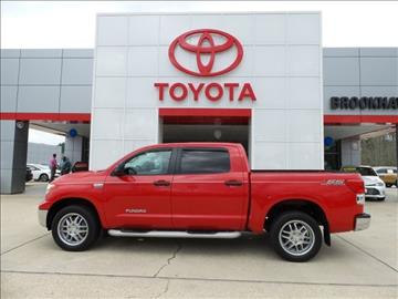 2011 Toyota Tundra for sale in Brookhaven, MS
