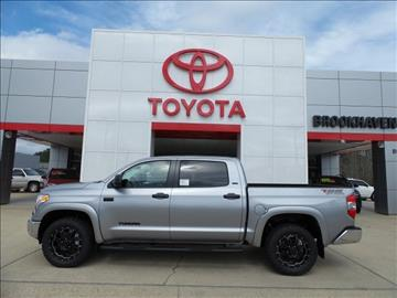 2017 Toyota Tundra for sale in Brookhaven, MS