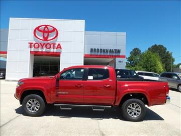 2017 Toyota Tacoma for sale in Brookhaven, MS