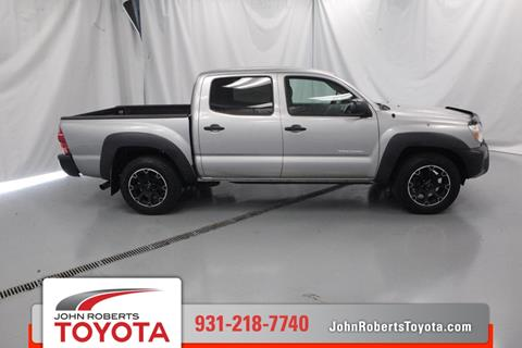 2015 Toyota Tacoma for sale in Manchester, TN