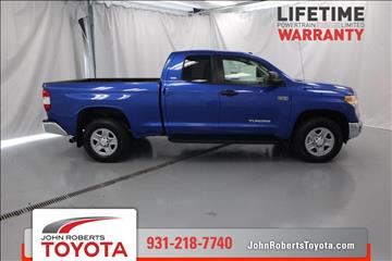 2017 Toyota Tundra for sale in Manchester, TN