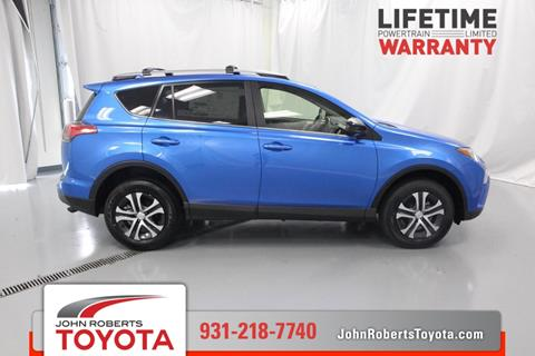 2017 Toyota RAV4 for sale in Manchester, TN