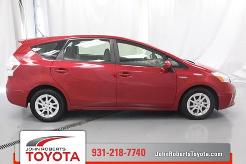 2013 Toyota Prius v for sale in Manchester, TN