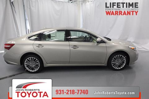 2018 Toyota Avalon for sale in Manchester, TN