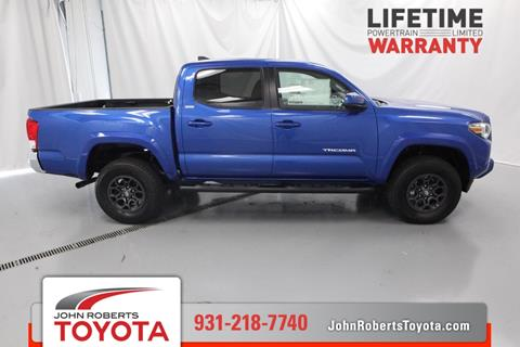 2017 Toyota Tacoma for sale in Manchester, TN