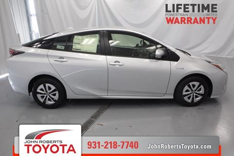 2017 Toyota Prius for sale in Manchester, TN
