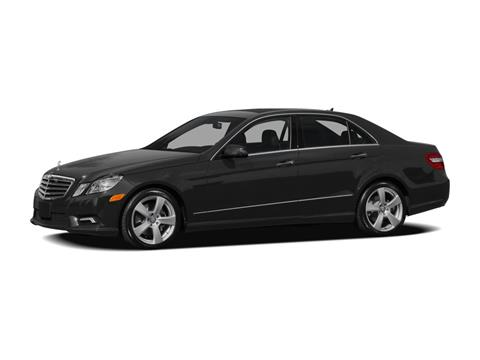 2010 Mercedes-Benz E-Class for sale in Manchester, TN