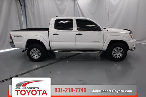 2012 Toyota Tacoma for sale in Manchester, TN