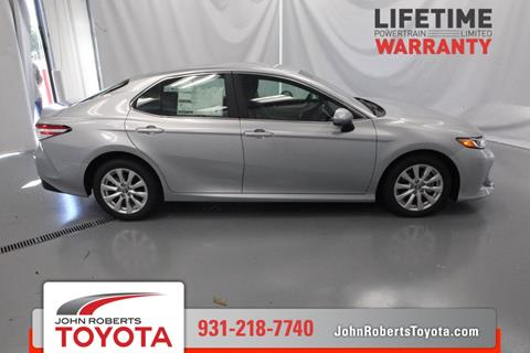 2018 Toyota Camry for sale in Manchester, TN