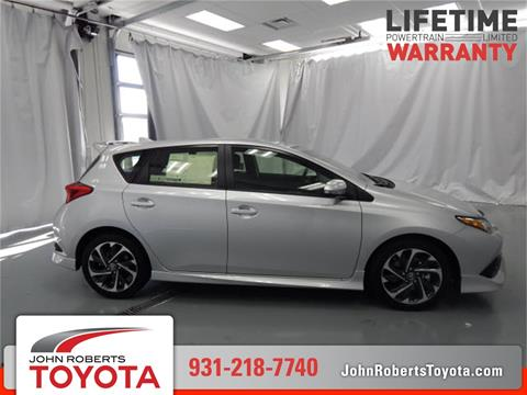 2018 Toyota Corolla IM For Sale In Manchester, TN