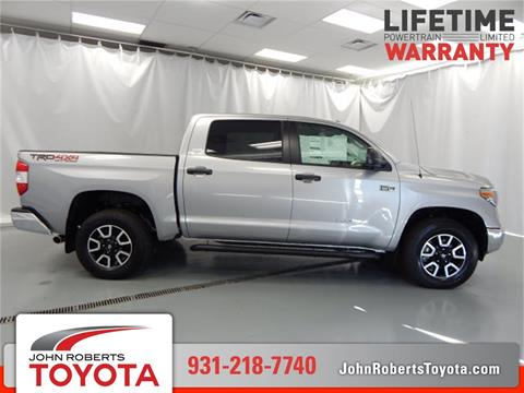 2018 Toyota Tundra For Sale In Manchester, TN