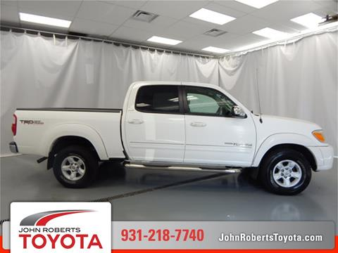 Used 2006 Toyota Tundra For Sale In Tennessee