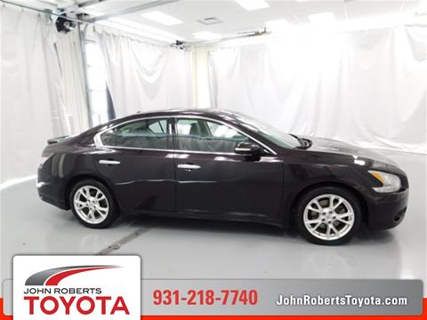 2013 Nissan Maxima For Sale In Manchester, TN