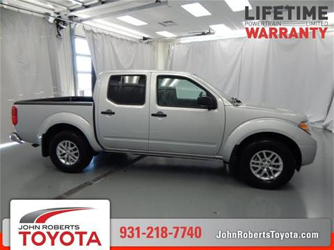 2019 Nissan Frontier for sale in Manchester, TN