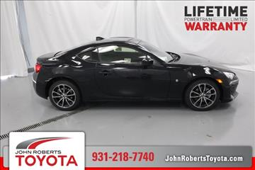 2017 Toyota 86 for sale in Manchester, TN