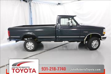 1995 Ford F-250 for sale in Manchester, TN