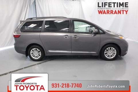 2017 Toyota Sienna for sale in Manchester, TN